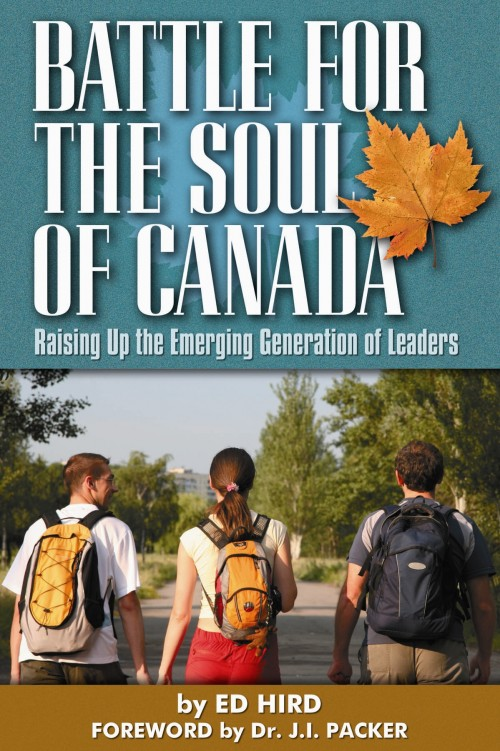 Battle for the Soul of Canada front cover