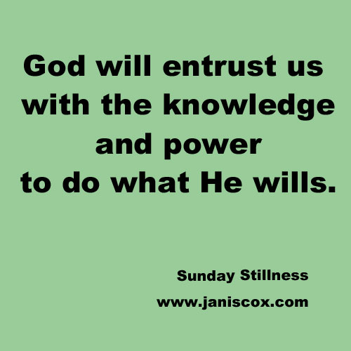 God-will-entrust-us