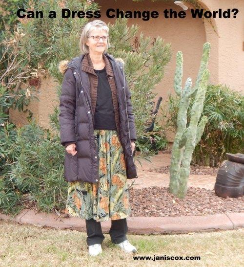 Can a dress change the world