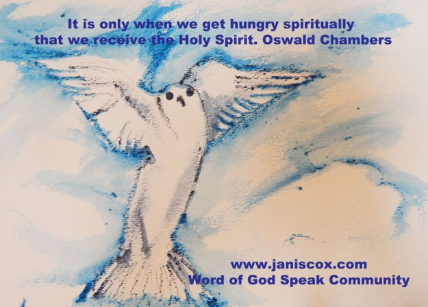 John 3-5 Holy spirit