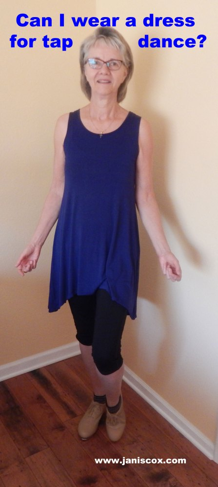 tap dance dress