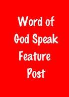 Jesus Leads - Word of God Speak Feature