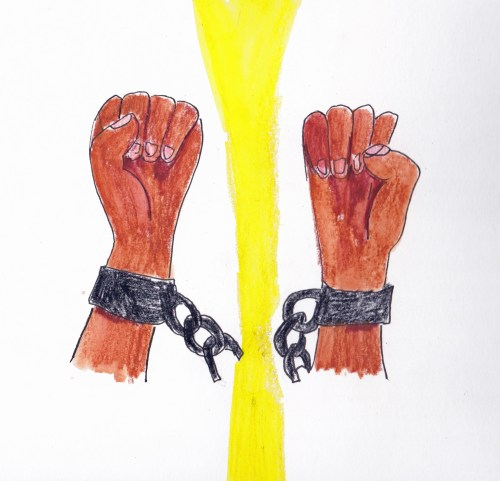 Break the chains of abuse