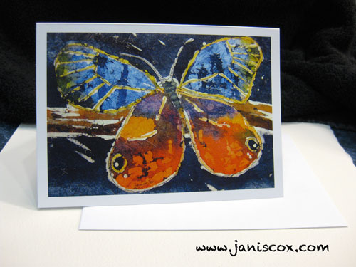 butterfly cards for sale