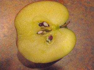 Carve Apple