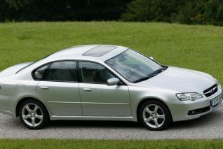Subaru Legacy IV (2003-2009)