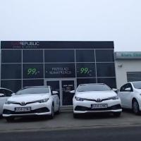 GRUPA JANISZ - Usługi Samochodowe - Auta zastępcze