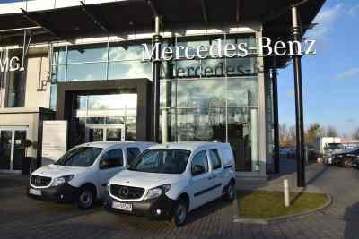 Mercedes-Benz Citan w Grupie JANISZ