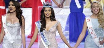 118 देशों की सुंदरियों पर भारी पड़ीं मानुषी, मिस वर्ल्ड के ताज से भारत को नाज