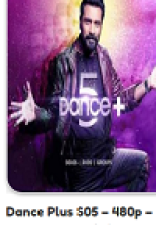 how to download dance +5full episode