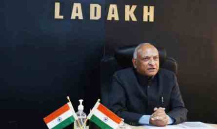 Union Territory of Ladakh,Ladakh reserves jobs exclusively for locals