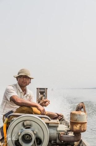 lake inle taxi
