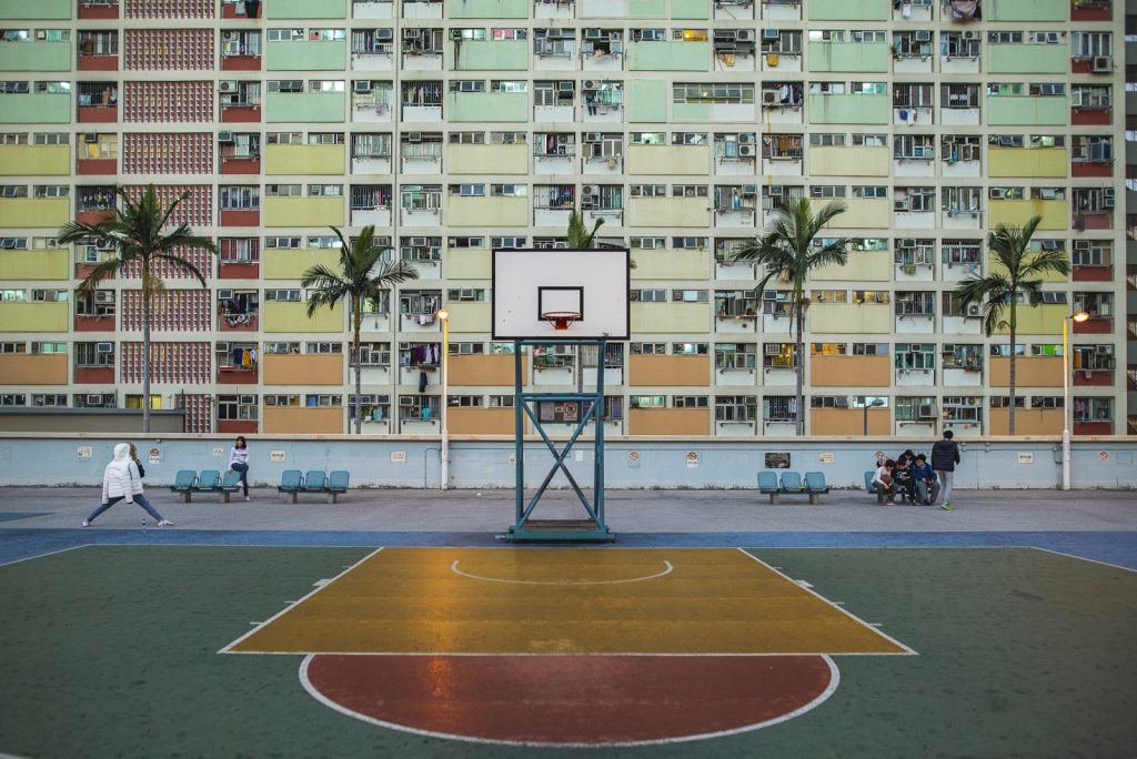 Honkong Choi Hung Estate