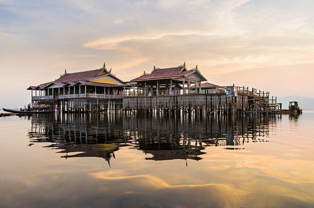 Myanmar Lake Inle