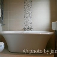 The Big Bathroom Makeover – before, during and after!