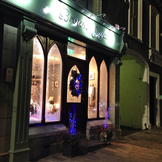 Janmary Designs jewellery at Brown Sugar Ballynahinch