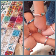 Another lovely Janmary Designs kids jewellery party this morning in Newtownabbey
