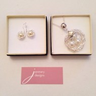 New addition to the Janmary Designs nest range – earrings!