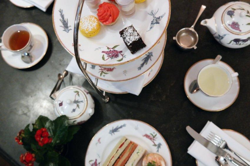 beste afternoon tea in Londen