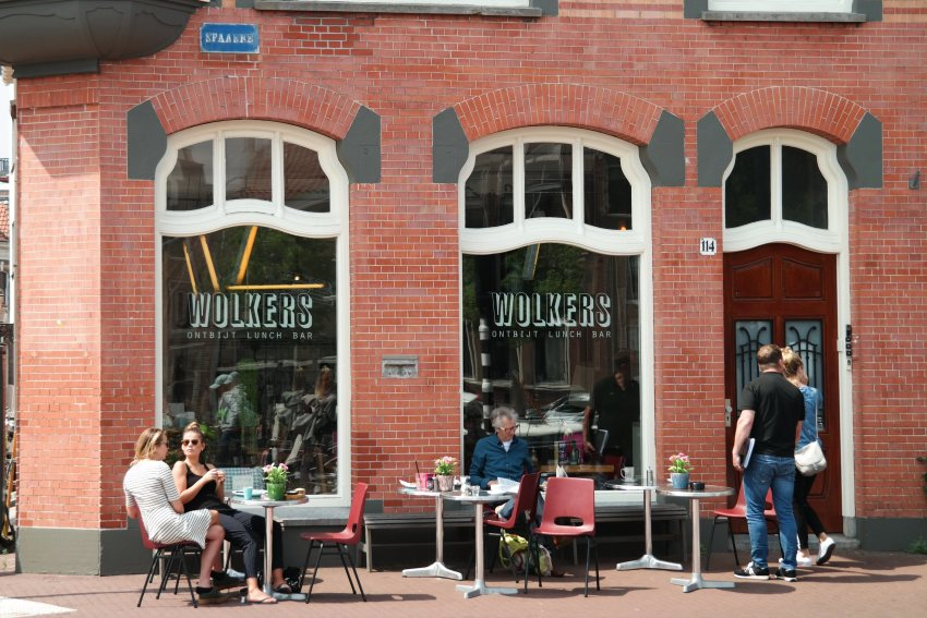Koffie hotspot Haarlem