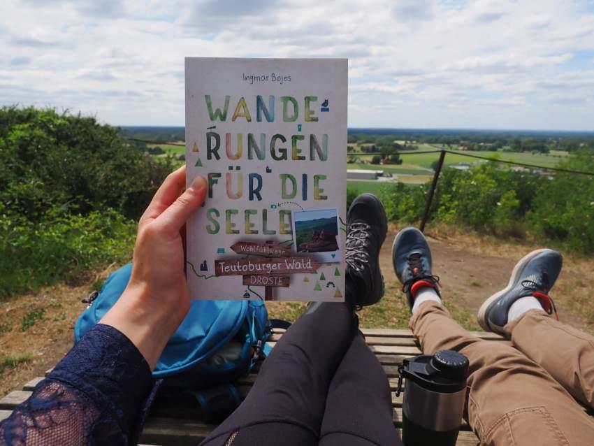 Wanderführer Teutoburger Wald