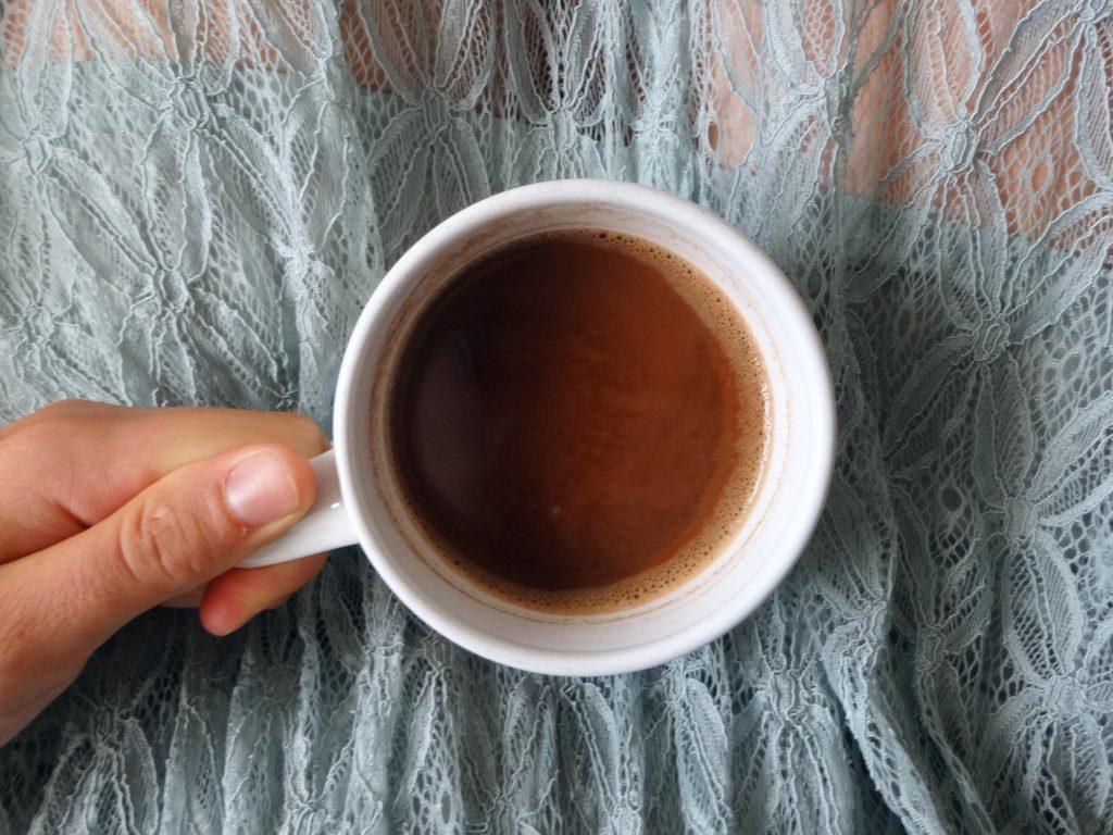 kolumbianische heiße Schokolade