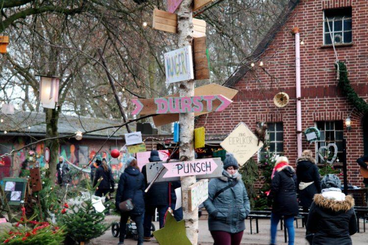 Kliemannsland Weihnachtsmarkt