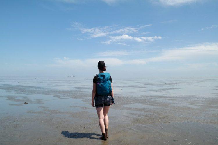 Wadlopen naar Schiermonnikoog