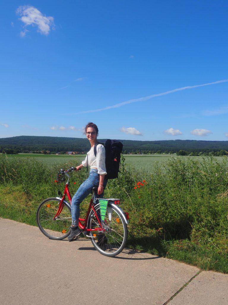 Fietsen in de omgeving van Hannover