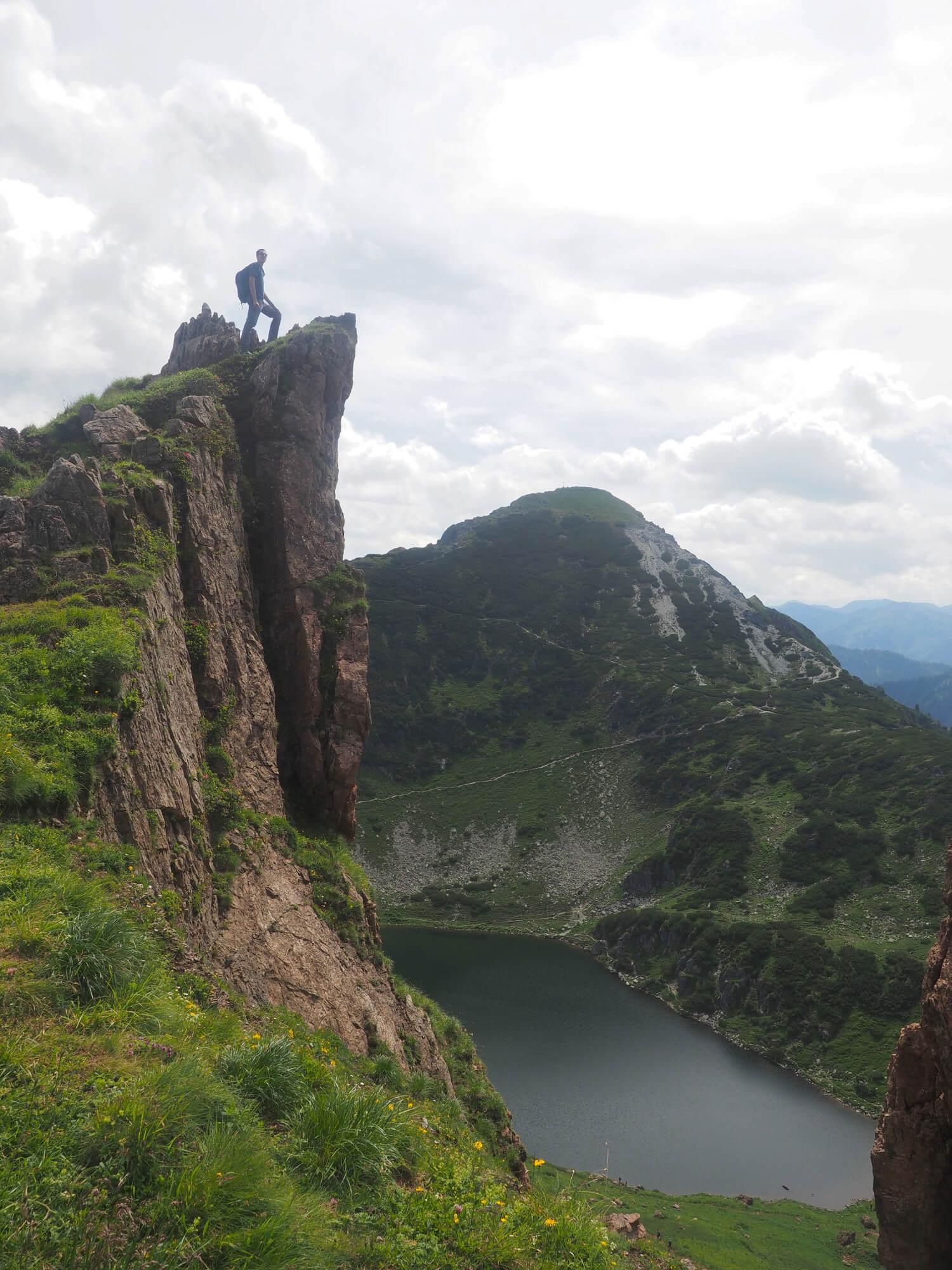 Wandelen PillerseeTal Oostenrijk
