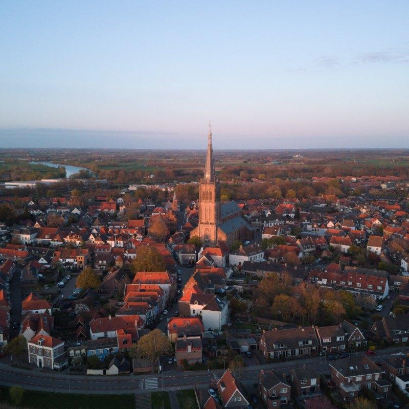 Duitse en Nederlandse blogs Hanzesteden Fietsroute
