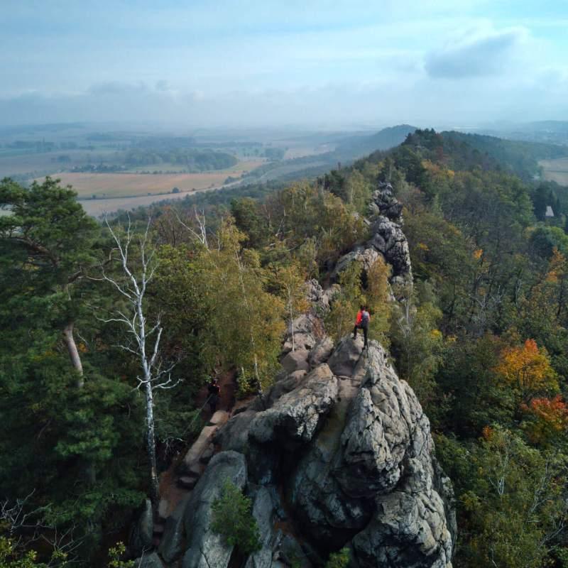 Harz herfst reisblogger Duitsland