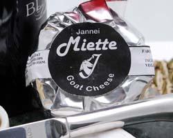 meitte - Jannei goat cheese