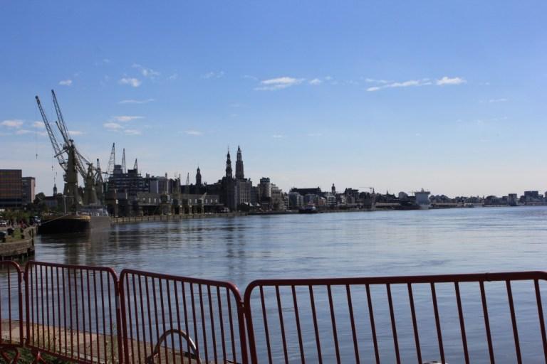 Belgie - Antwerpen - Haven