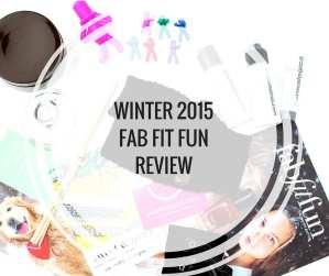 Fab Fit Fun Winter Review 2015 - Happy Stylish Fit