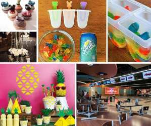 30 Fun birthday party ideas for adults, or all ages. This list has you covered for theme, snack, decoration, and adventurous birthday party ideas. You're sure to find some inspiration for your next birthday party.