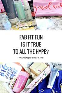 Fab Fit Fun Is It True To All The Hype - Happy Stylish Fit