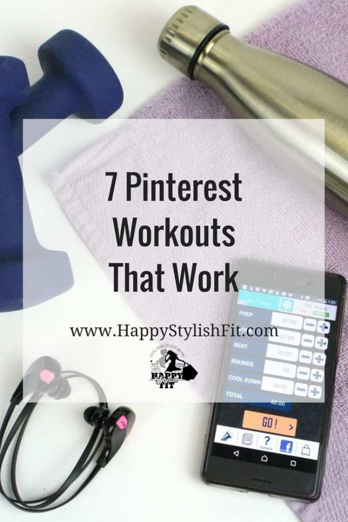 Pin now, save for later. 7 At Home Pinterest Workouts that Work!