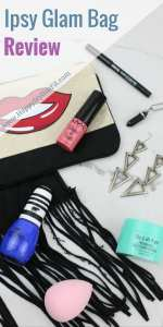 Check out what's inside a typical Ipsy Glam Bag. This month features products from Dr. Lili Fan, Kokie Professional, Beaute Basics, NYX, and Makeup Forever.