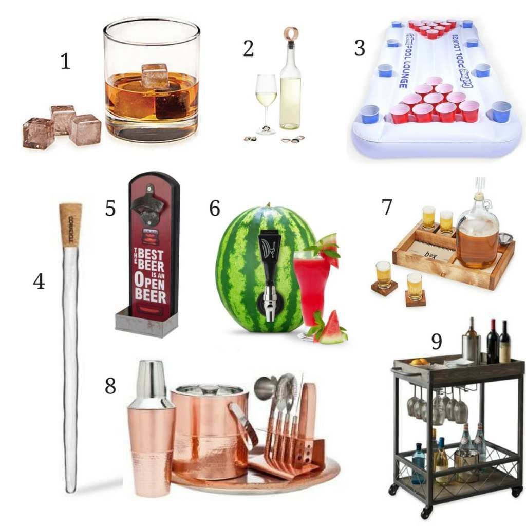 The ultimate gift guide for the cocktail queen or king on your shopping list.