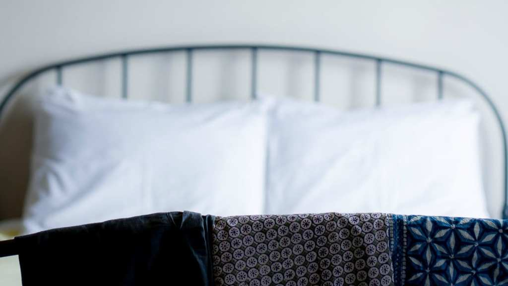 10 Tips for preparing your guest room for house guests. Tip #4 leave them plenty of blankets to use as they please.