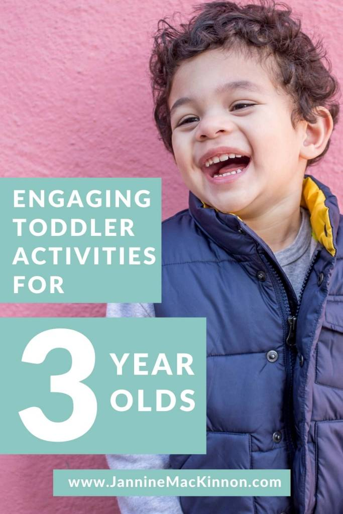 These fun and engaging toddler activities will keep your 3 year old busy while having a total blast working on their fine motor skills.