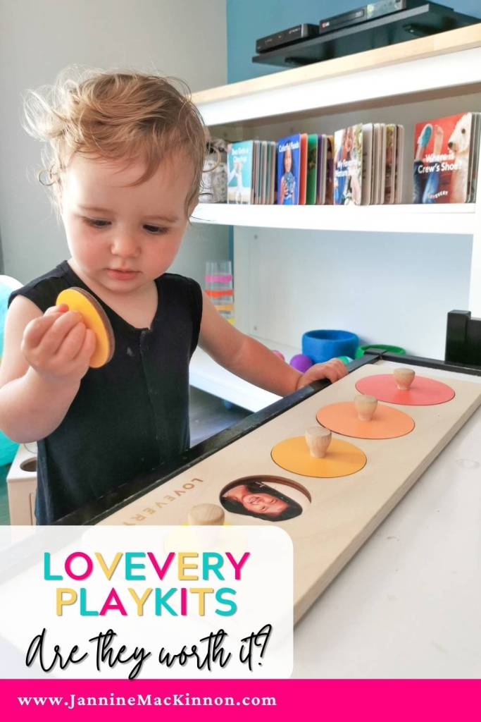 Are you wondering if Lovevery Play Kits are really worth it? You're not alone! There's so many different options for educational montessori toys it can be confusing and overwhelming. This post is going to show you if the quality and value of the play kits is worth the monthly payment for this toy subscription box | Lovevery Review | Lovevery Play Kits | Toddler Play Kits |
