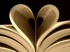 I Love Books Flickr CC