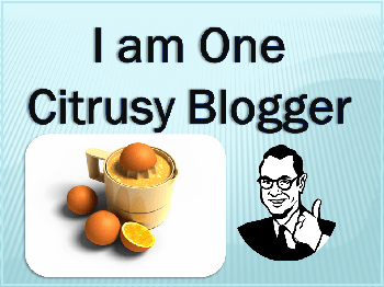 One Citrusy Blogger - 350