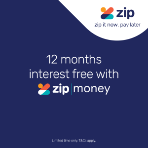ZipMoney Promotion. !2 Month Interest Free on Sewing Machine Purchases