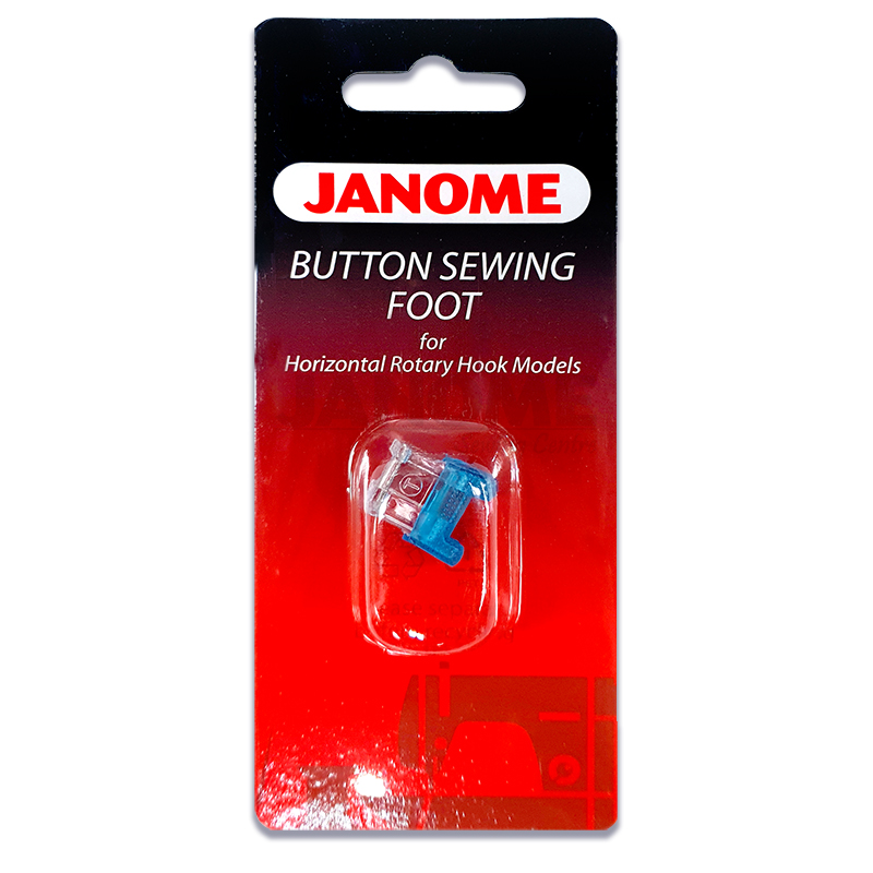 Janome 7mm Button Sewing Foot