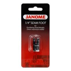 Janome 5mm Quarter Inch Seam Foot
