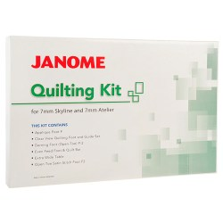 Janome 7mm Skyline Quilting Kit