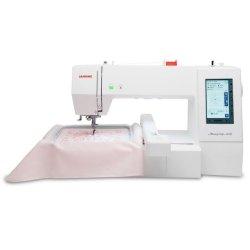 Janome MC400E Embroidery Machine